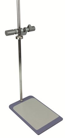 Scilogex® Plate Stand w/Support Rod and Clamp