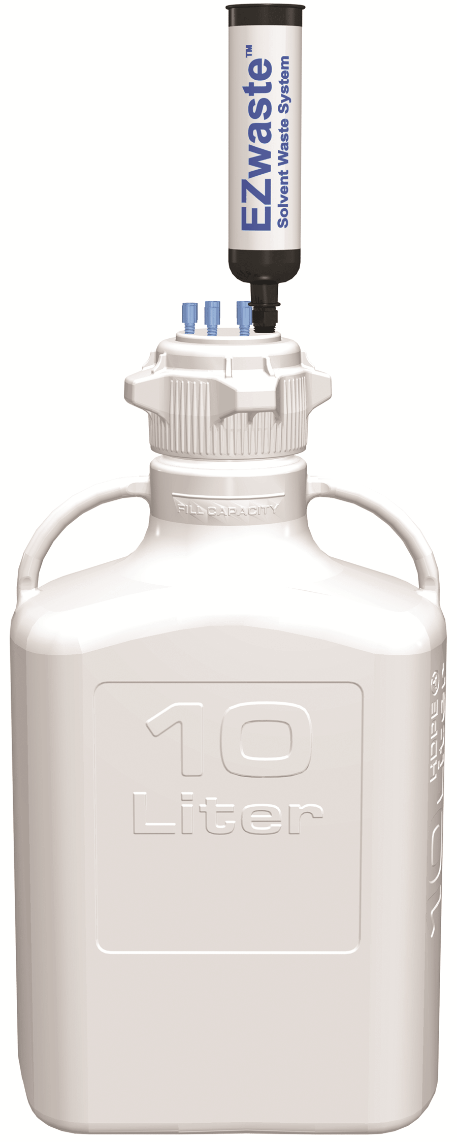 EZWaste 10 L Safety Vent Carboy