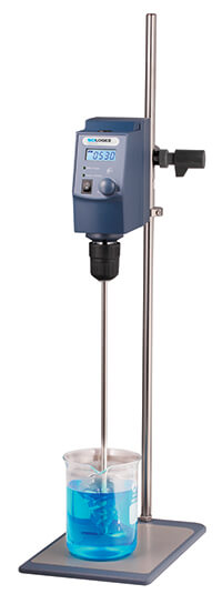 Scilogex® OS20-Pro Overhead LCD Digital Stirrer, 20L, 110-220V, 50/60Hz