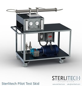 Sterlitech to Provide Larger Scale Membrane Skids for Research and Industry Customers