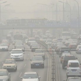 Monitoring PM2.5 for Air Quality Control
