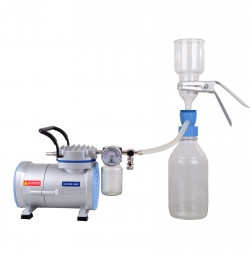 Microfiltration: Rocker VF12 Kit Saves Time and Money